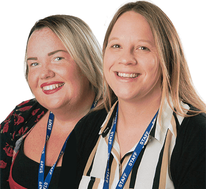 Kate Smart & Tessa Davies, Nursery Managers