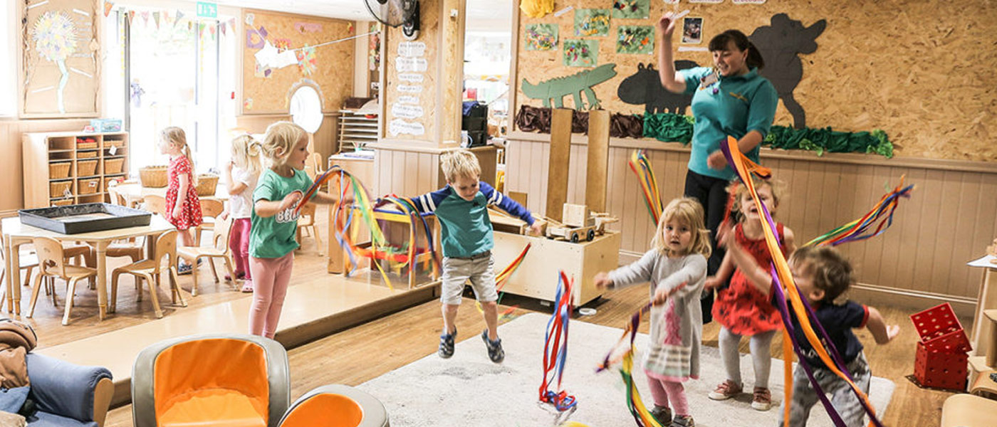 Life at the Honeytree Day Nursery