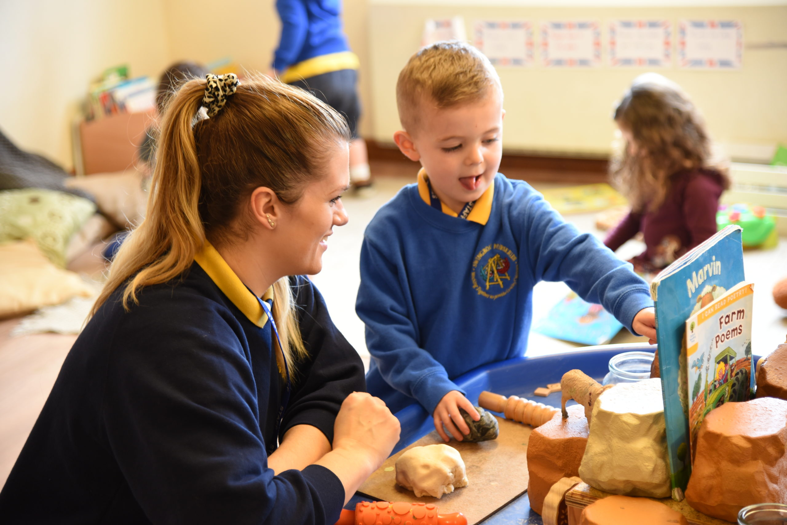 Life at Woodville Day Nursery